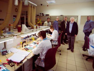 SIA Regula Baltija uzņēmuma apmeklējums