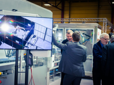 Baltic Tech Industry 2017 izstādes apmeklējums