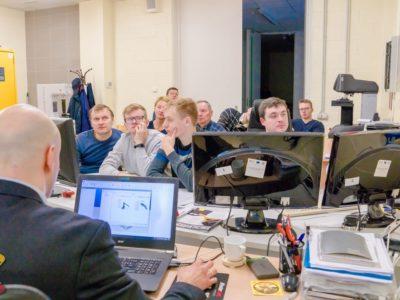 Projekta ietvaros notika Daugavpils Universitātes un Šauļu Universitātes darba grupu pieredzes apmaiņas tikšanās